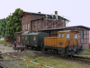 Projekt Wiesenburg