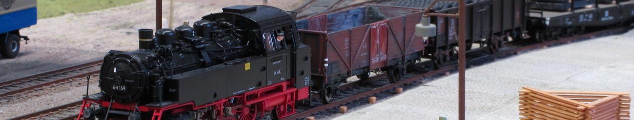 Modellbahnfreunde Köthen