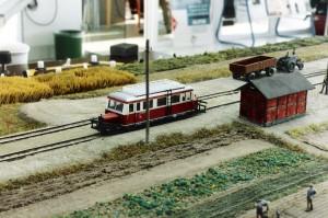 Anlage der Köthen-Radegaster Eisenbahn