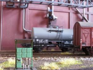Industriediorama