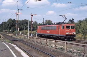 Von Bahnsteig 6