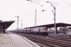 Von Bahnsteig 5