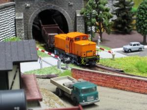 Das andere Tunnelportal