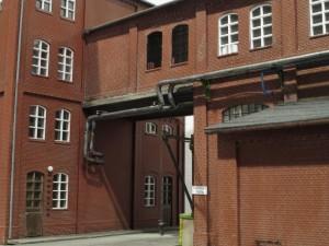 Gebäudeverbindung